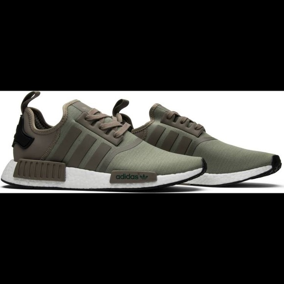 Adidas NMD R1 Trace Cargo colorway size 10.5